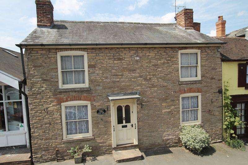 3 Bedrooms Terraced House for sale in BROMYARD
