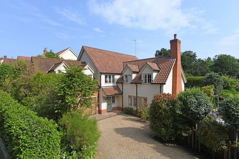5 Bedrooms Detached House for sale in Lower Haugh Lane, Woodbridge IP12 4NJ