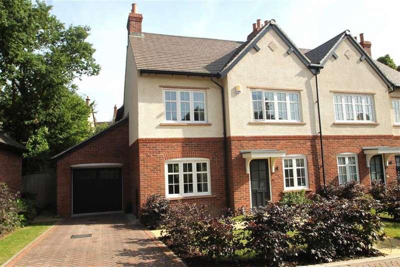 4 Bedrooms Semi Detached House for sale in Winterbourne Lane, Harborne