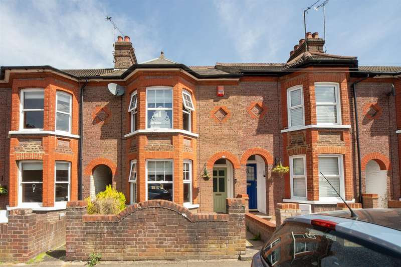 3 Bedrooms Terraced House for sale in St. Peters Road, Dunstable