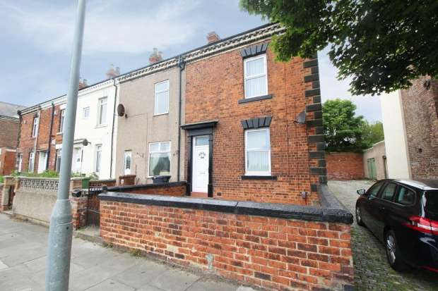 2 Bedrooms Property for sale in Lancaster Road, Hartlepool, Cleveland, TS24 8LN