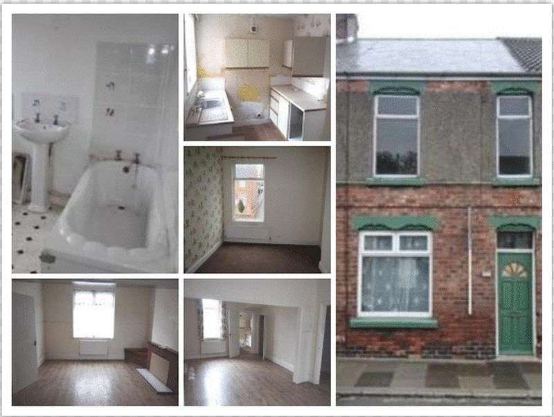 3 Bedrooms Property for sale in Wensley Terrace, Ferryhill