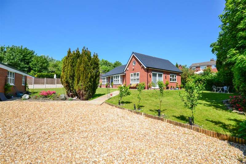 3 Bedrooms Detached Bungalow for sale in Mayfield, Ince Hall Ave, Wigan