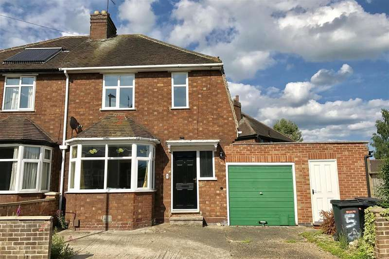 3 Bedrooms Detached House for sale in Brightside Avenue, Melton Mowbray