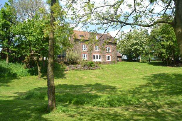 6 Bedrooms Detached House for sale in Stoke St. Milborough, Ludlow, Shropshire