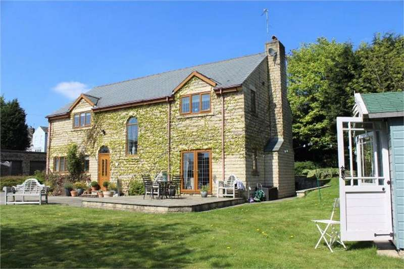 4 Bedrooms Detached House for sale in Hesley Bar, Thorpe Hesley, ROTHERHAM, South Yorkshire