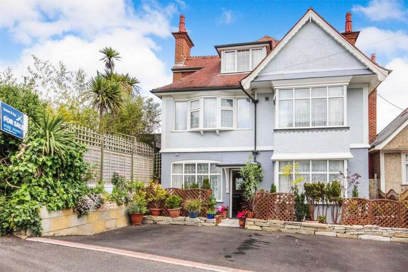7 Bedrooms Detached House for sale in Burnaby Road, Westbourne, Bournemouth, Dorset
