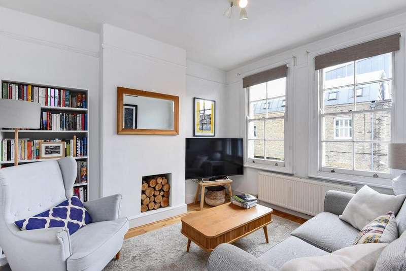 2 Bedrooms Flat for sale in Clyston Street, Clapham