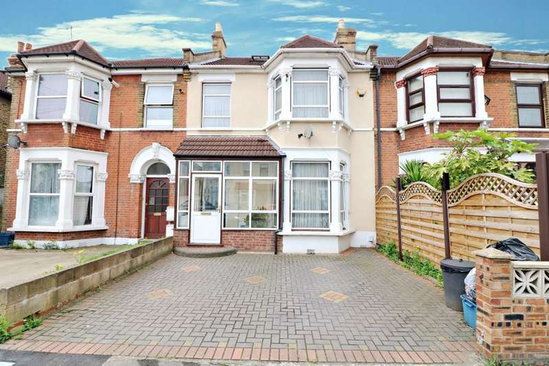 4 Bedrooms Terraced House for sale in Meath Road, Ilford, IG1