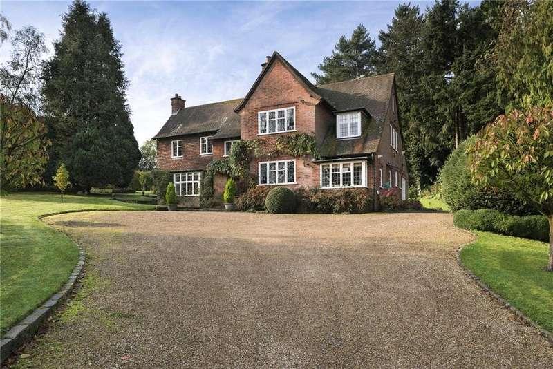 5 Bedrooms Detached House for sale in Windsor Lane, Little Kingshill, Great Missenden, Buckinghamshire, HP16