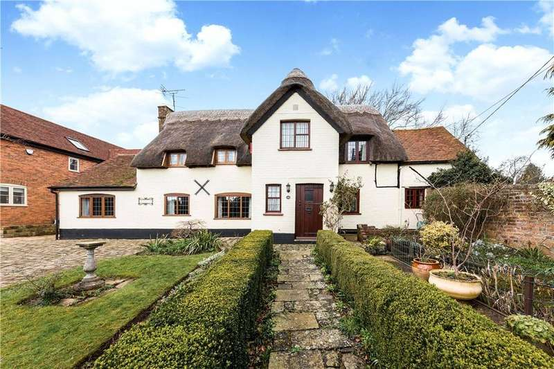4 Bedrooms Detached House for sale in Nup End Lane, Wingrave, Aylesbury, HP22