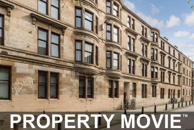 3 Bedrooms Apartment Flat for sale in 2/2, 32 Chancellor Street, Dowanhill, Glasgow, G11 5RL