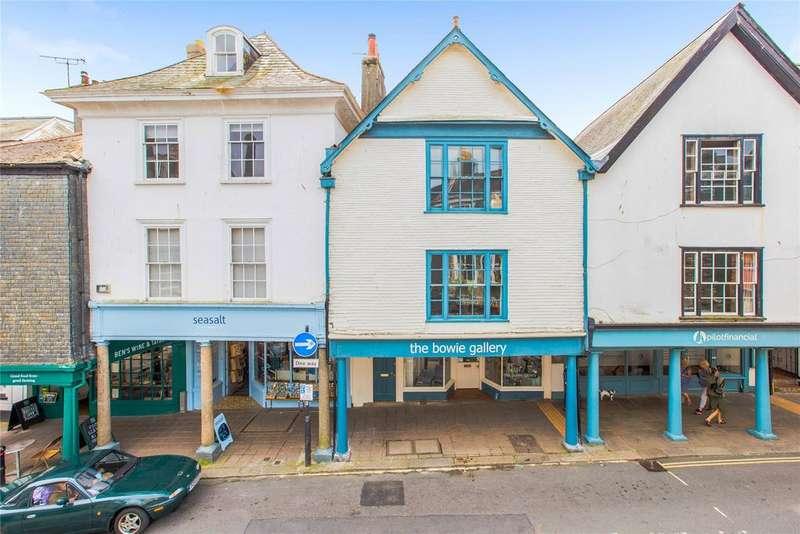 4 Bedrooms Terraced House for sale in High Street, Totnes, Devon, TQ9