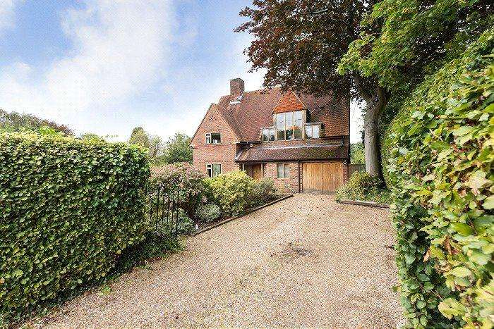 5 Bedrooms Detached House for sale in Puers Lane, Jordans, Beaconsfield, Buckinghamshire, HP9