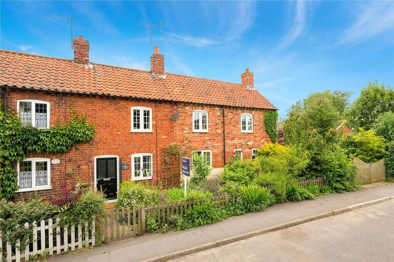 4 Bedrooms End Of Terrace House for sale in Lincoln Road, Bassingham, Lincoln, Lincolnshire, LN5