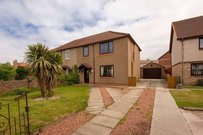 3 Bedrooms Semi Detached House for sale in 11 Salters Road, Wallyford, Musselburgh, EH21 8JX