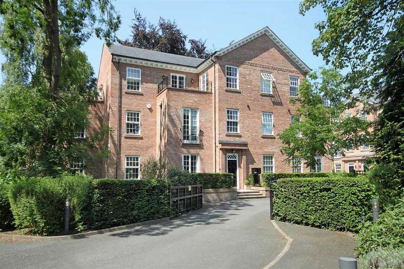 2 Bedrooms Apartment Flat for sale in Cheswick Close, Brooklands