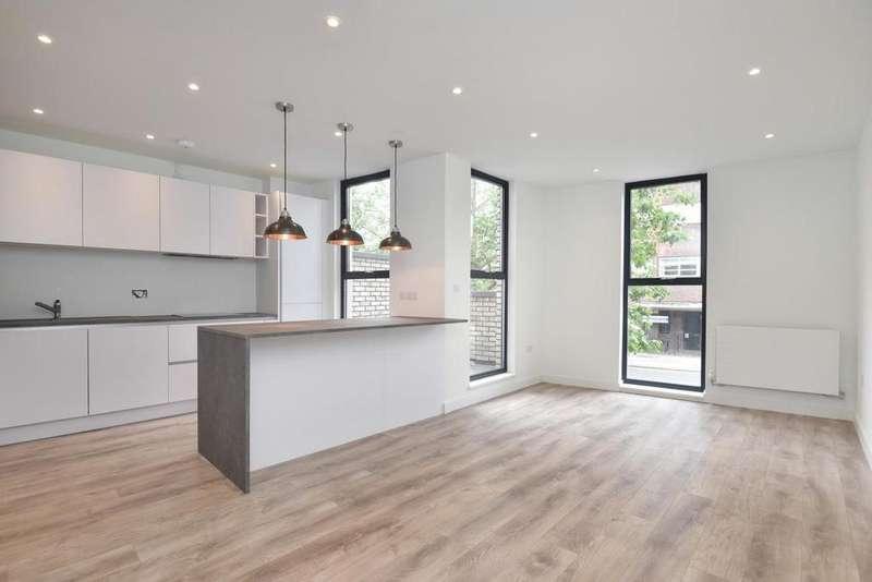 2 Bedrooms Flat for sale in Grange Road, Bermondsey