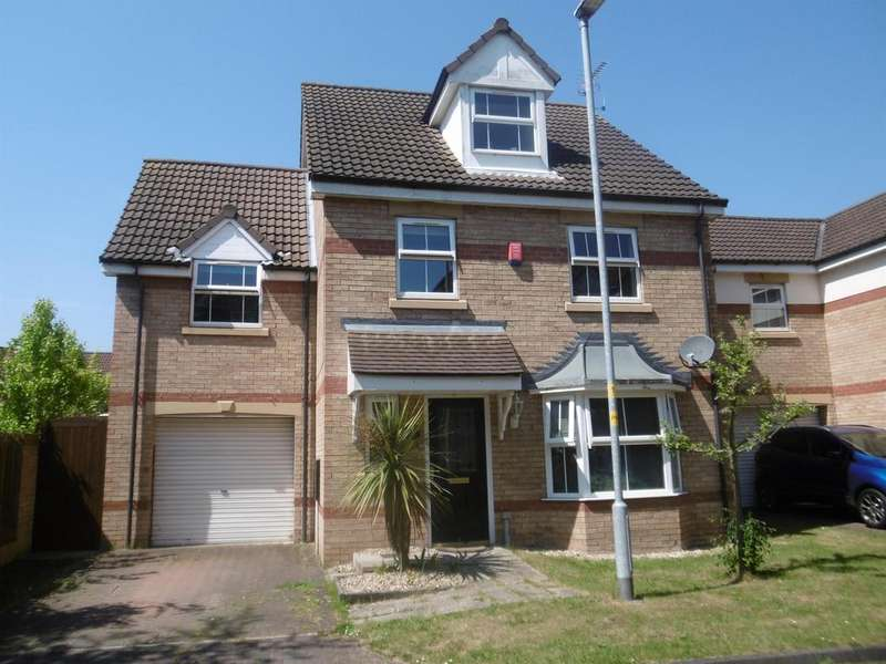4 Bedrooms Detached House for sale in Peacock Place, Gainsborough, DN21 1GH