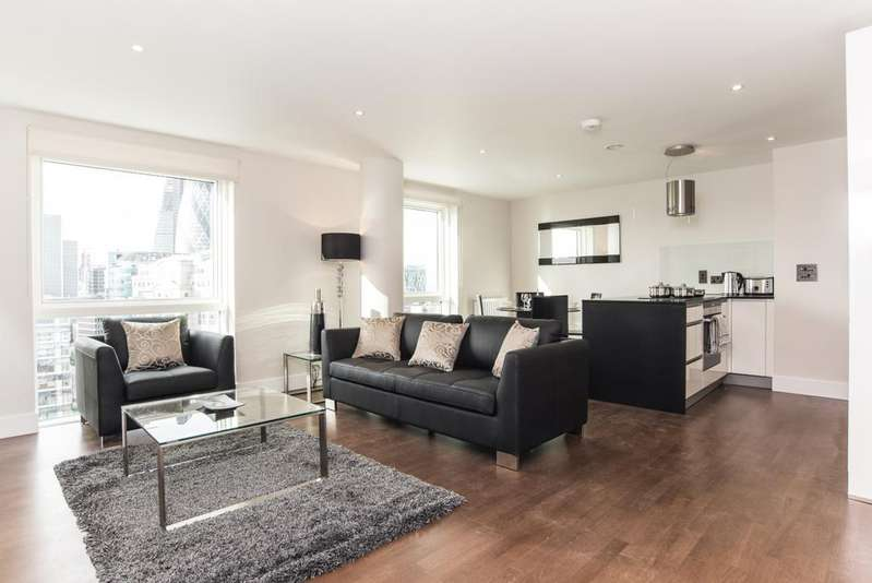 2 Bedrooms Apartment Flat for sale in One Commercial Street, Crawford Building, Aldgate E1