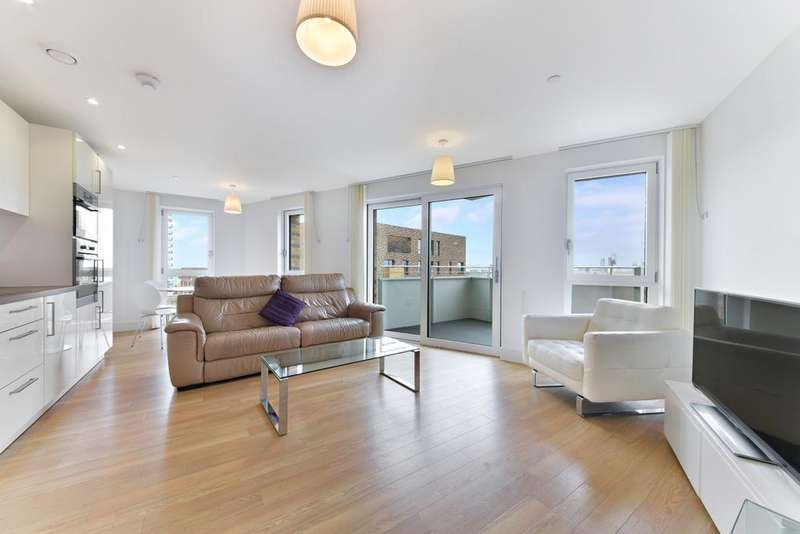 2 Bedrooms Apartment Flat for sale in Ivy Point, Bromley By Bow E3