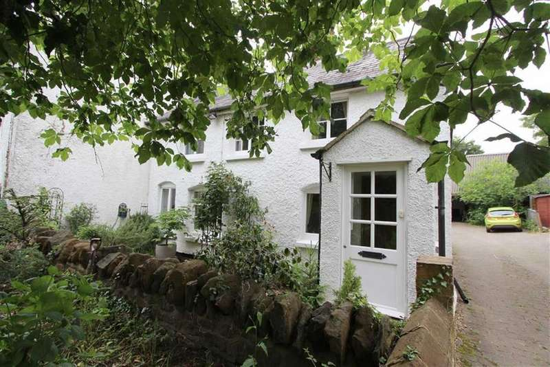 2 Bedrooms Cottage House for sale in Heath Green, Heath And Reach