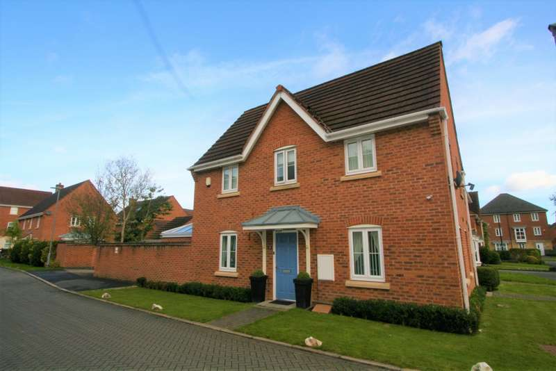 3 Bedrooms Detached House for sale in Rockford Gardens, Great Sankey, WA5