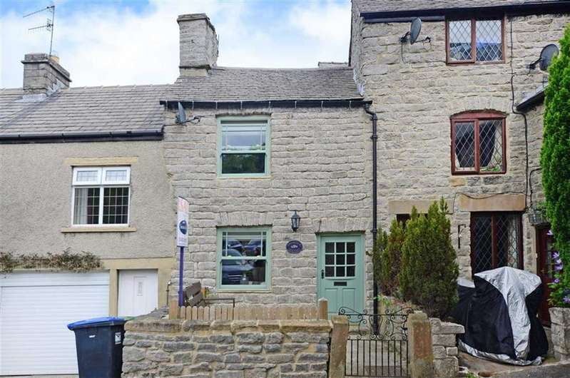 2 Bedrooms Cottage House for sale in Underedge Cottage, Church Street, Bradwell, Hope Valley, Derbyshire, S33