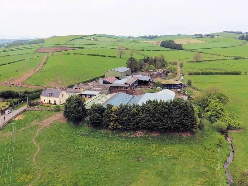 4 Bedrooms Farm Commercial for sale in Longrigg Farm, Torthorwald, Dumfries DG1 3PS