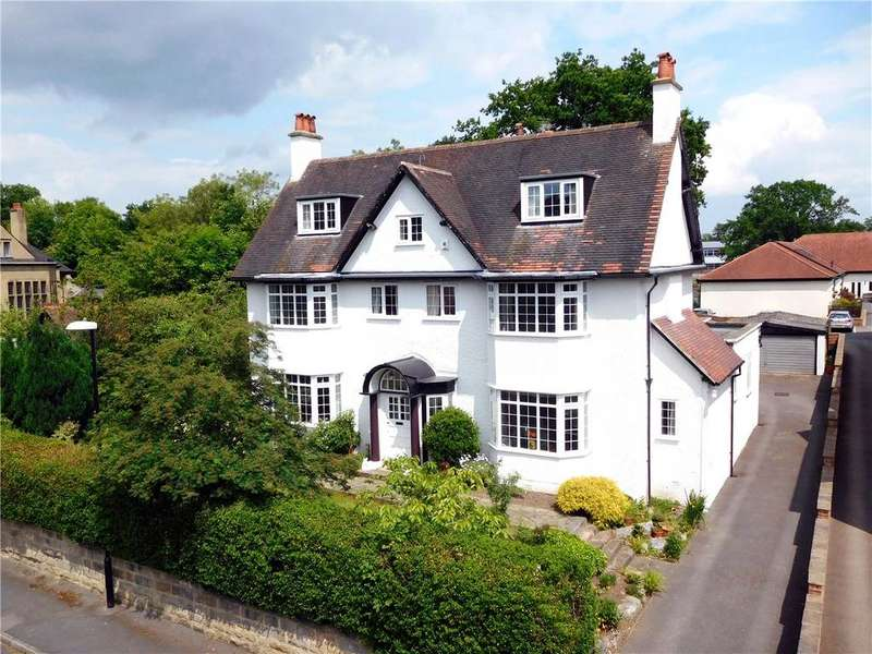 6 Bedrooms Detached House for sale in Holly Lodge, 15 Cavendish Avenue, Harrogate, North Yorkshire, HG2