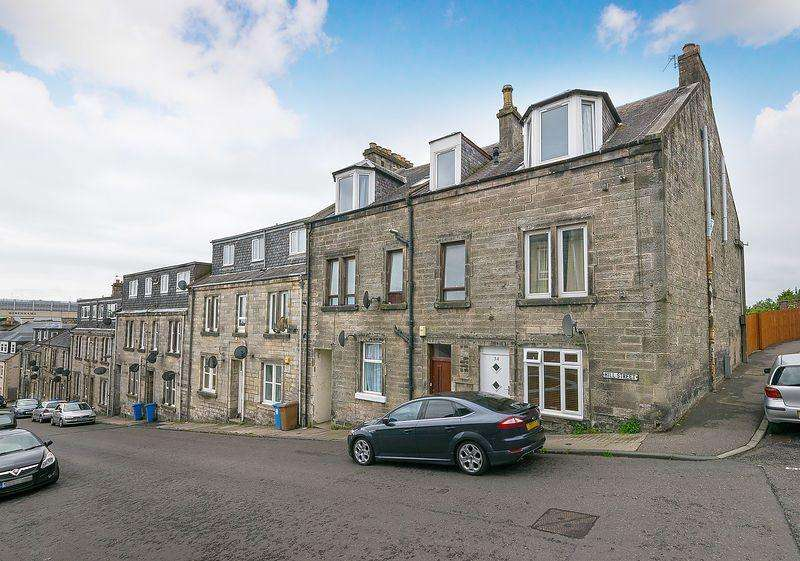 2 Bedrooms Flat for sale in 36a Hill Street, Dunfermline, KY12 0QR