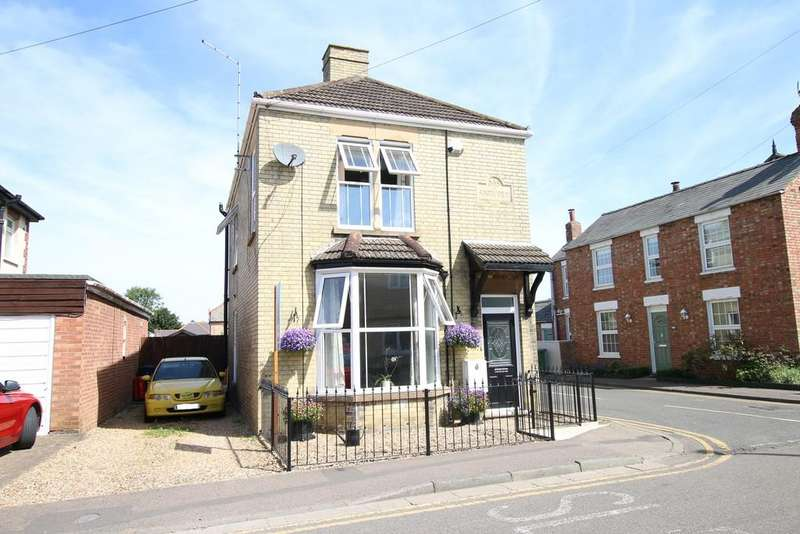 3 Bedrooms Detached House for sale in Deerfield Road, March