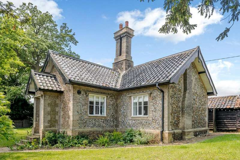 2 Bedrooms Unique Property for sale in Church Hill, Starston, Harleston, Norfolk, IP20