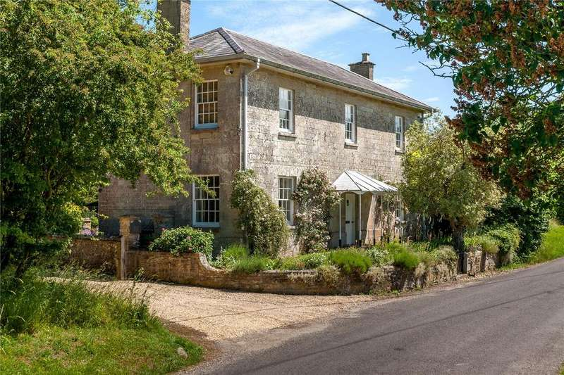 5 Bedrooms Detached House for sale in Wilton Road, Wylye, Warminster, Wiltshire, BA12