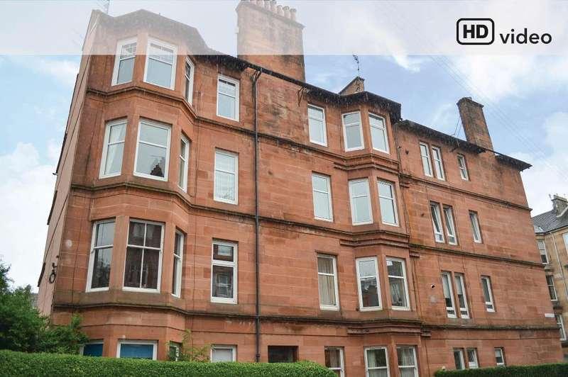 1 Bedroom Flat for sale in Craigmillar Road, Flat 1/2, Battlefield, Glasgow, G42 9HS