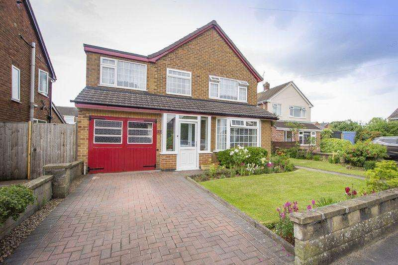 4 Bedrooms Detached House for sale in MARINA DRIVE, SPONDON
