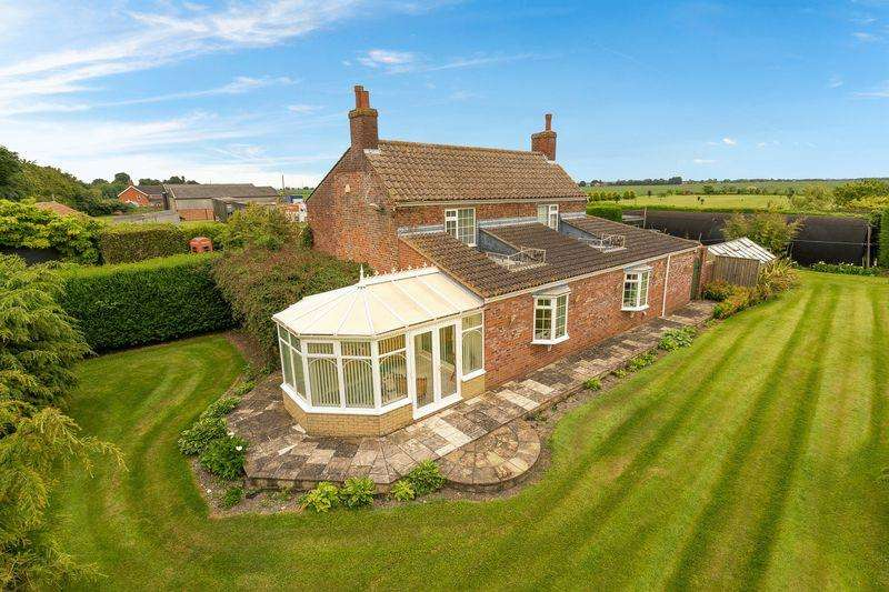 3 Bedrooms Detached House for sale in Hobhole Bank, New Leake