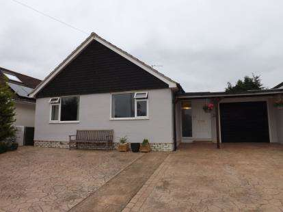 2 Bedrooms Bungalow for sale in Kingskerswell, Newton Abbot, Devon