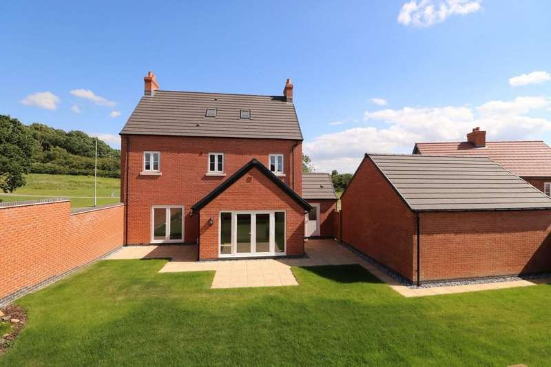 5 Bedrooms Detached House for sale in Measham Road, Moira