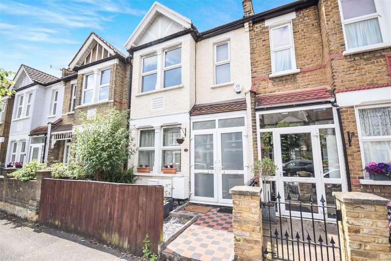 2 Bedrooms Flat for sale in Aston Road, Raynes Park