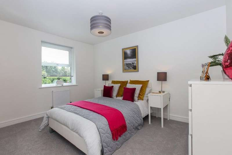 4 Bedrooms Semi Detached House for sale in Plot 29 The Harry, Greenhill, Kingsteignton