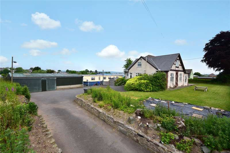 6 Bedrooms Detached House for sale in Mill Street, South Molton, Devon, EX36