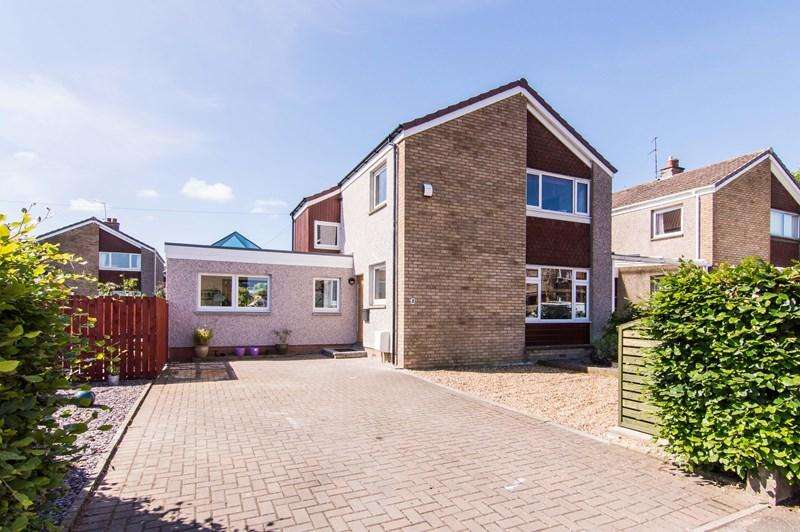 4 Bedrooms Property for sale in 3, Loch Place, SOUTH QUEENSFERRY, Edinburgh, West Lothian, EH30 9NG