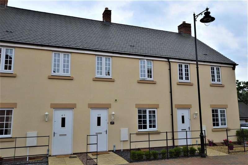 3 Bedrooms Terraced House for sale in Oak Lane, Kings Cliffe, Peterborough