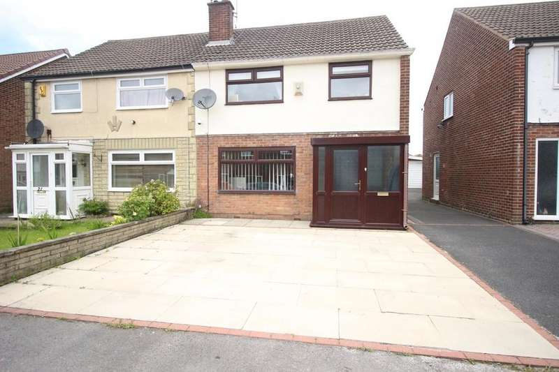 3 Bedrooms Semi Detached House for sale in Ullswater Road, Fulwood