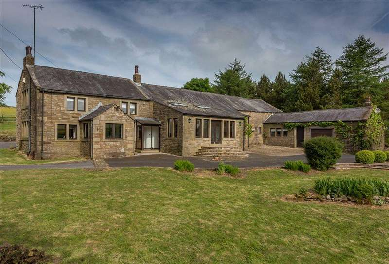 4 Bedrooms Barn Conversion Character Property for sale in Throstle Nest Farm, Moss Houses Road, Foulridge, Colne