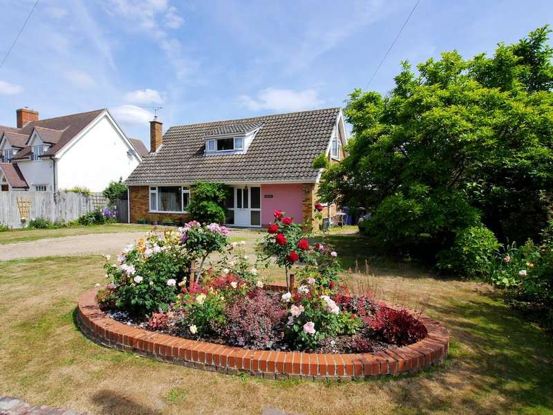 3 Bedrooms Detached House for sale in Hadleigh Road, Holton St Mary, Colchester, Essex, CO7 6NW