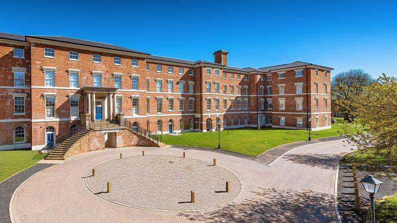 2 Bedrooms Penthouse Flat for sale in St. Georges Parkway, Stafford