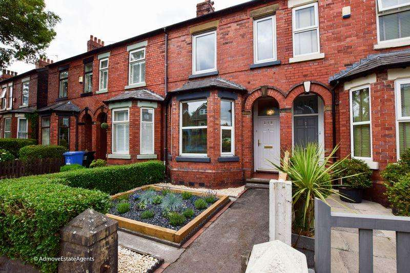 2 Bedrooms Terraced House for sale in Manchester Road, Altrincham