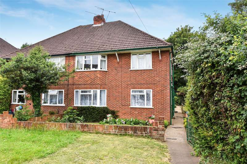 2 Bedrooms Maisonette Flat for sale in Craufurd Rise, Maidenhead, Berkshire, SL6